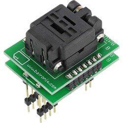 Batronix BA029 QFN8(6 x 5 mm)-DIP8 Adapter