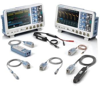 Bild: R&S® Buy a scope – get a probe!