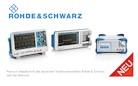 kleines Bild:Rohde & Schwarz Messtechnik jetzt bei Batronix!