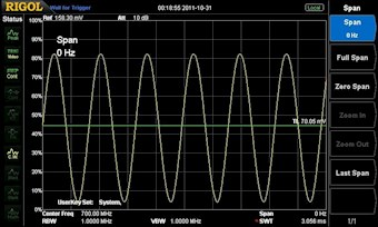 Picture: AM Signal Demodulation