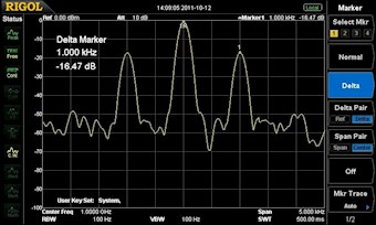 Picture: 10 Hz RBW