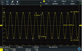 Picture: Oscilloscope