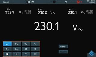 Picture: Digital Multimeter
