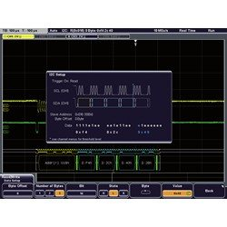 R&S® RTM-K1 I2C/SPI Decoding