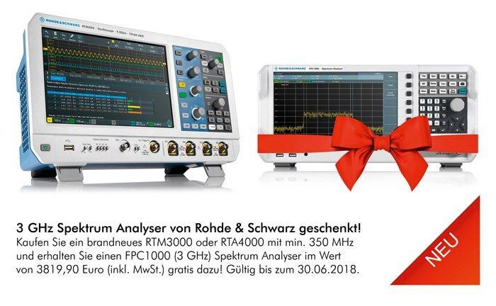 Bild: Entdecken Sie die neuen Oszilloskope von Rohde und Schwarz