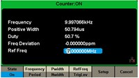 Picture: Frequency Counter