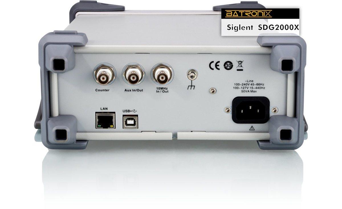 Siglent SDG2122X