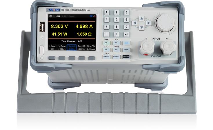 Bild: Siglent SDL1030X-E