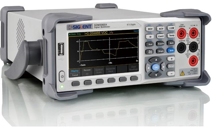 Picture: Siglent SDM3065X-SC