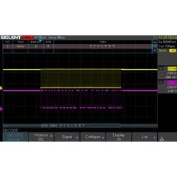 Siglent SDS2000XP-I2S I2S Dekoder