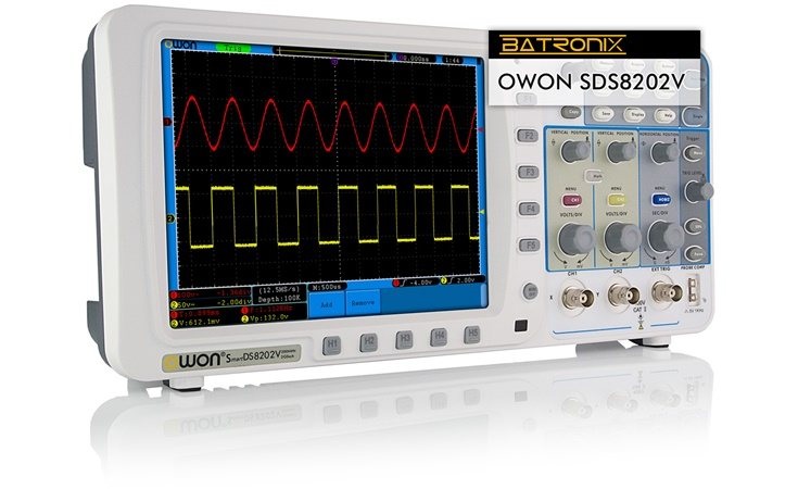 Picture: Owon SDS8202