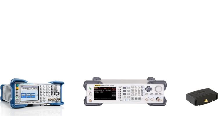 Bild: Signalgeneratoren