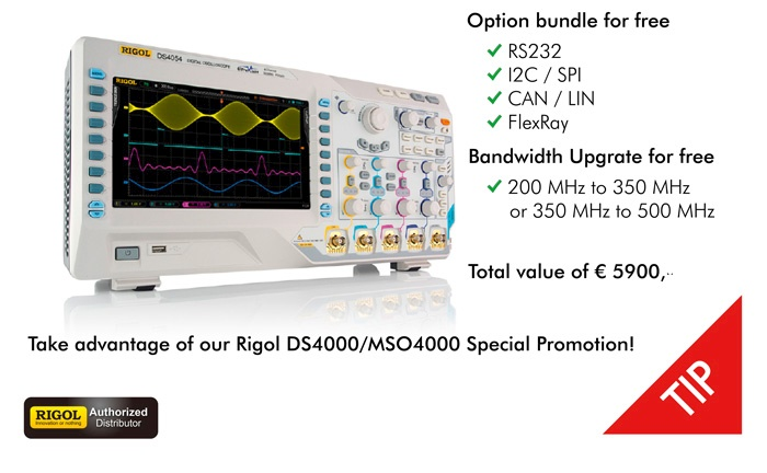 Picture: Discover our DS4000/MSO4000 Special Promotion!
