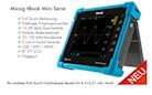 kleines Bild:Die neuen mobilen Full-Touch Oszilloskope von Micsig