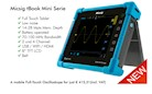 small picture: The new Full-Touch oscilloscopes by Micsig