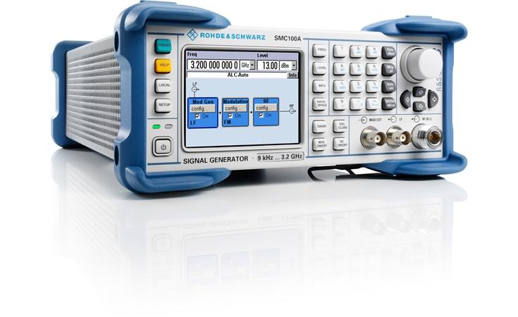 Picture: R&S® SMC100A-1.1-OZ