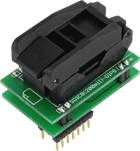Batronix SOIC8(200 mil)-DIP8 PRO Adapter BA018