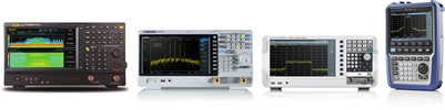 Picture: Spectrum Analysers
