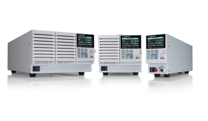 The Siglent SPS5000X Series