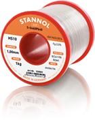 Stannol Lötdraht HS10, Sn60Pb40, ⌀1.0mm, 1000g
