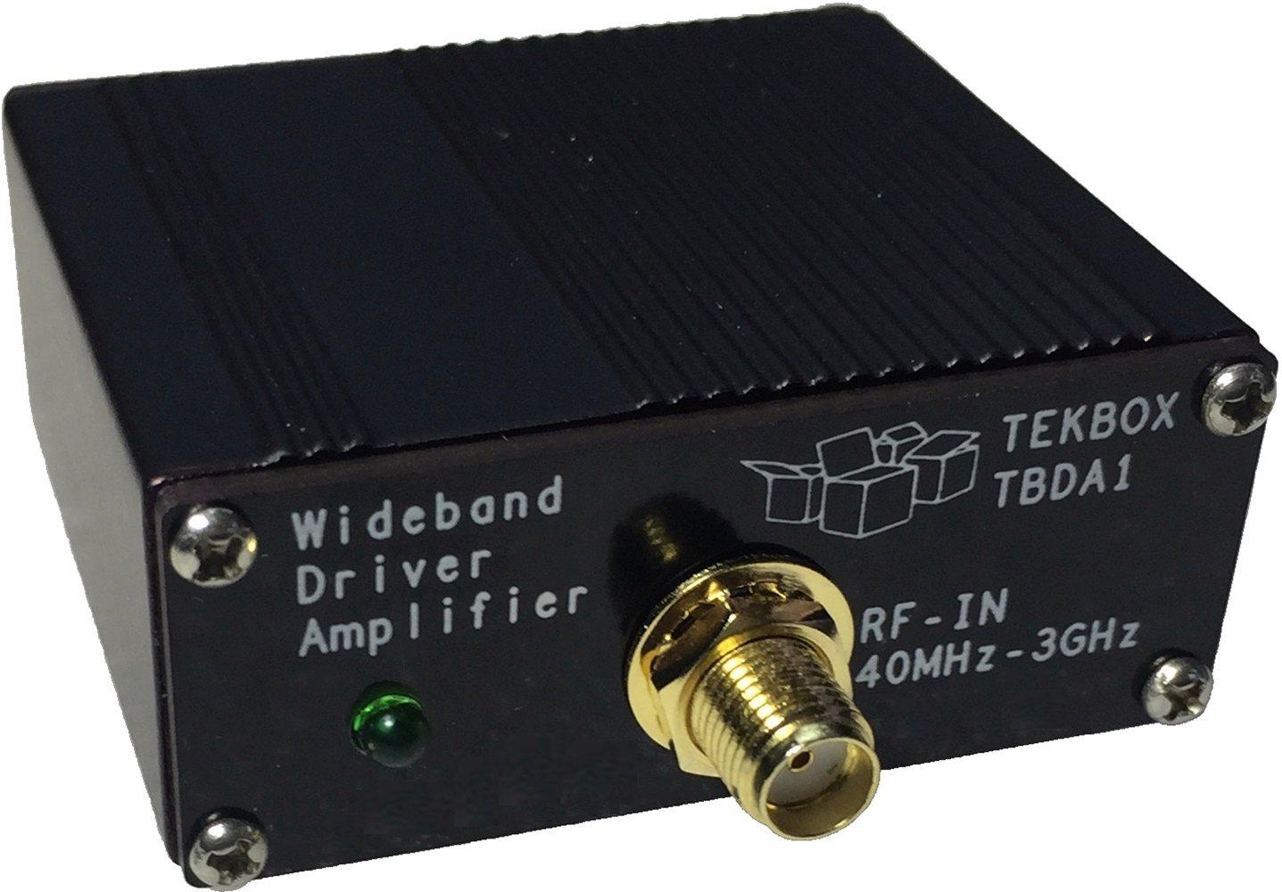 Tekbox Leistungsverstrker Tbda1 28 40 Mhz Wideband Rf Amplifier