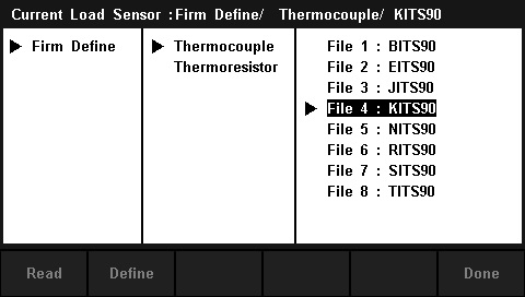 Bild: Thermoelement-System