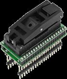 Batronix TSOP40(20 mm)-DIP40 PRO Adapter BA012