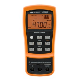 Picture: LCR-Meter