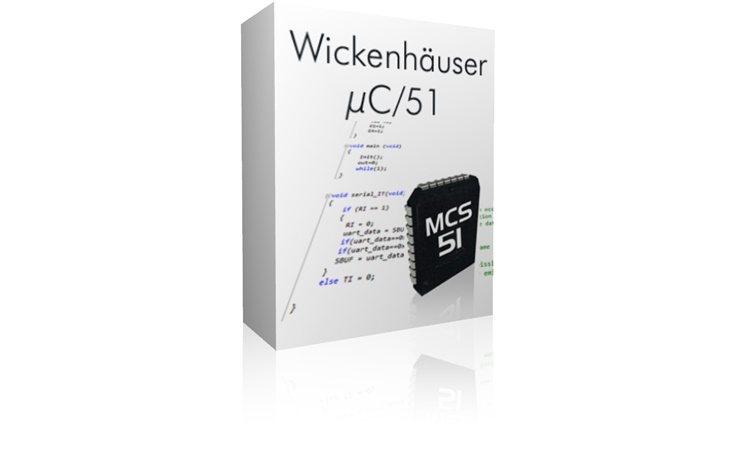 Picture: Wickenhäuser µC/51 (Freeware)