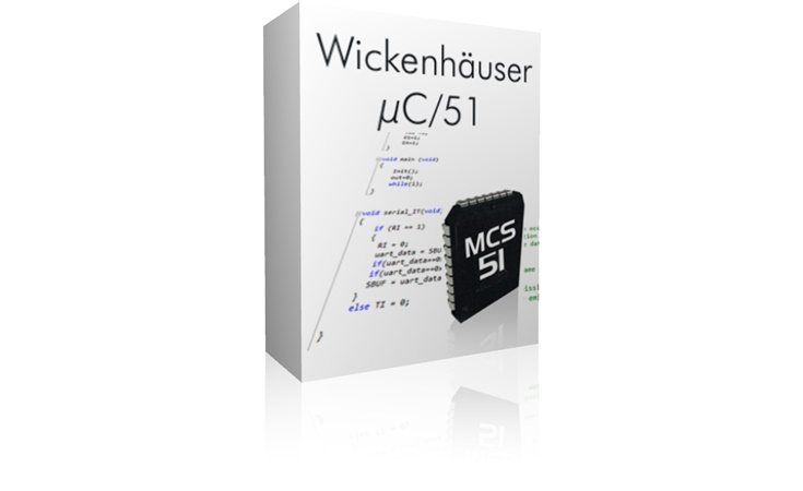 Bild: Wickenhäuser µC/51 (Freeware)