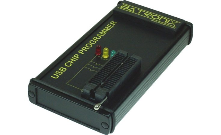 Bild: Batronix USB Chip Programmer