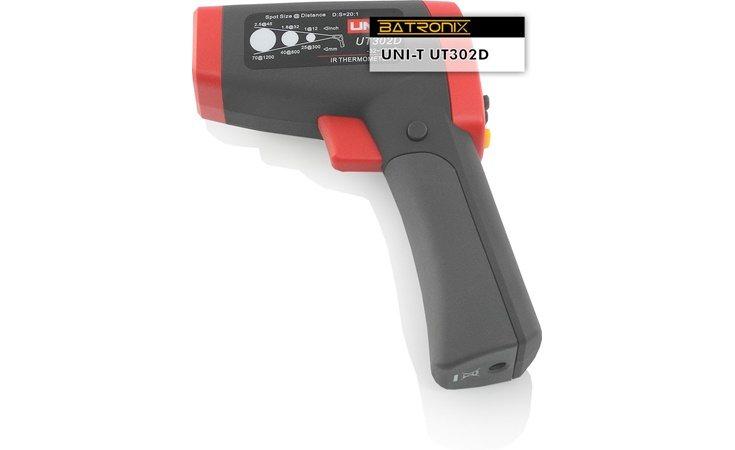 Picture: UNI-T UT302D, UNI-T, Infrarot Thermometer