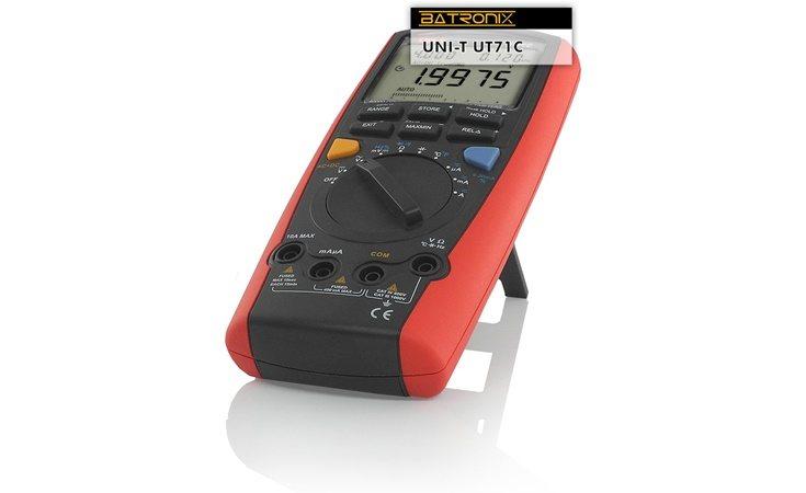 Bild: UNI-T UT71C