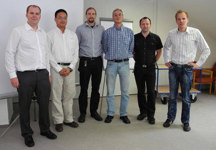 Rigol product training at batronix