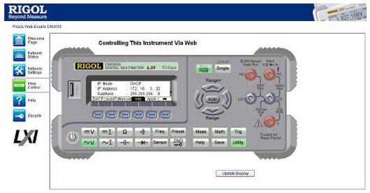 Web-Control