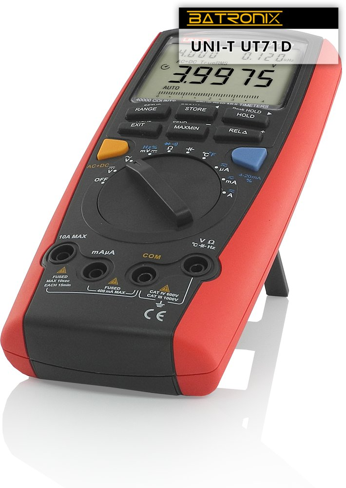 Are UNI-T Multimeters any good? - Page 2