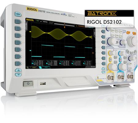 Rigol DS2102