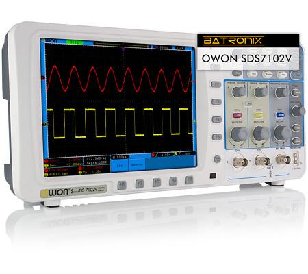 Owon SDS7102V