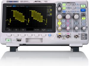 New Siglent SDS1000X Oscilloscope Series!
