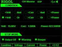 Output Monitoring