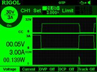 Display Signal Curves