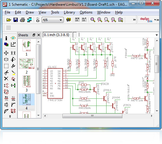 Eagle Schematic Software - Basic Guide Wiring Diagram •