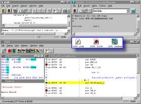 Uc51 c compiler Ansi c compiler online