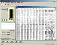 Screenshot Galep-5 Software...